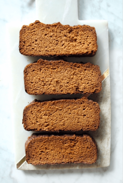 Healthy & Easy Pumpkin Bread