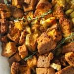gluten free pumpkin stuffing
