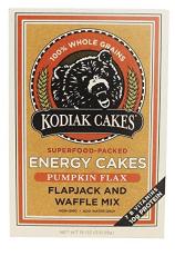 pumpkin flax pancake mix