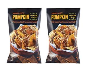 trader joes pumpkin chips