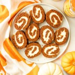 simple and delicious pumpkin roll