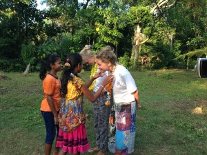 Passport with a purpose 2014: teaching English in Sri Lankas rural villages.