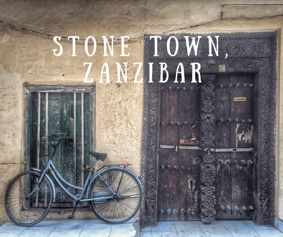 Getting lost in the labyrinth of Stone Town