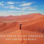 Self drive guide through southern Namibia