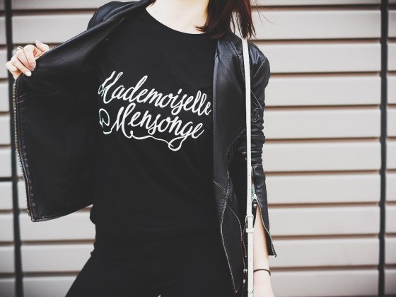 89Lies Rebecca Minkoff Look Outfit Bag Black