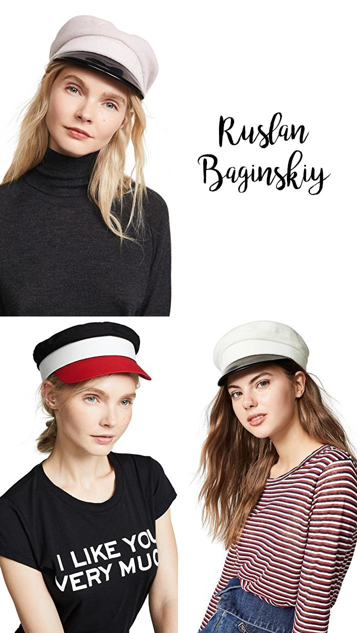 Ruslan Baginskiy Bakerboy cappello da marinaio