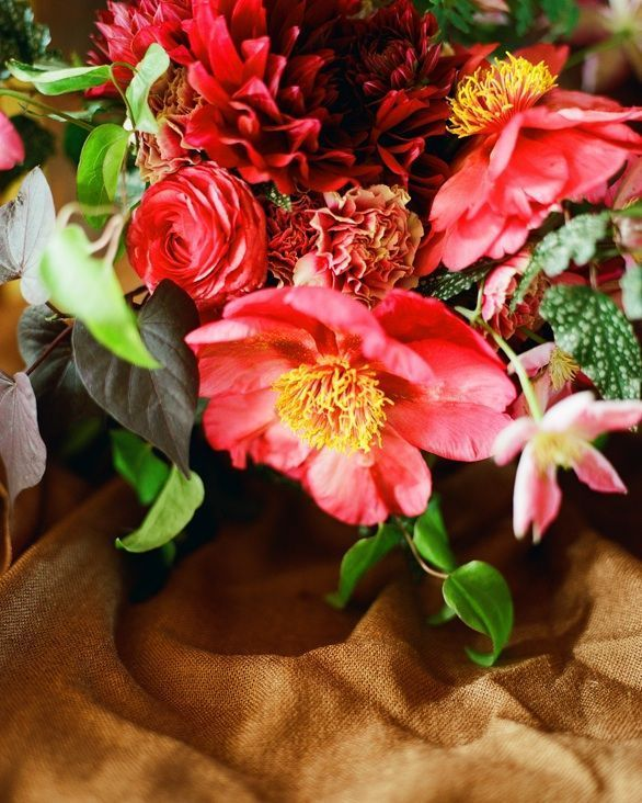 Popular Fall Wedding Colors