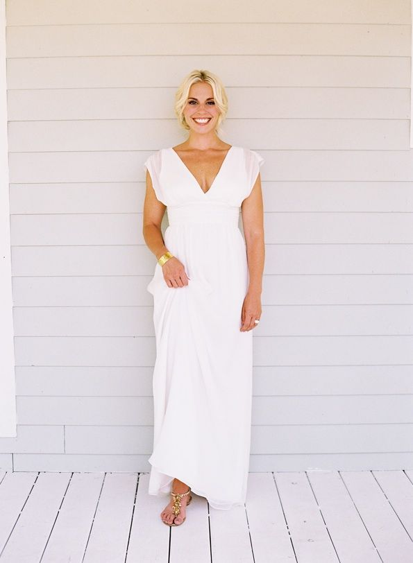 Nashville Countryside Wedding Bride Casual Wedding Dress Accessories Once Wed