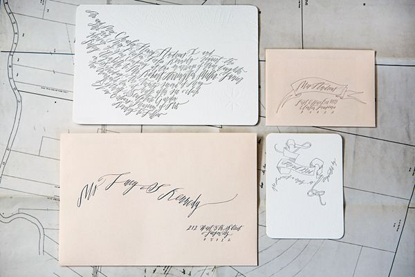 Addressing Wedding Invitations Betsy Dunlap Calligraphy When Do I Send Out