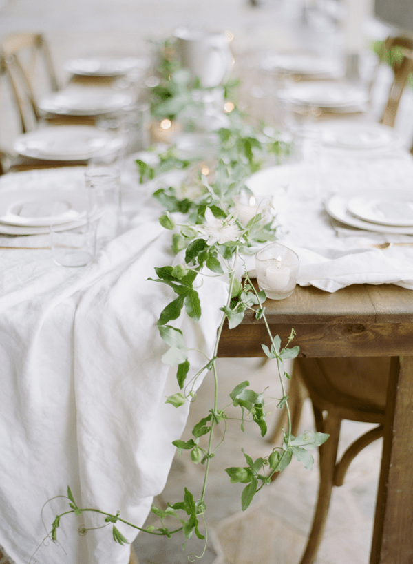 White Wedding Ideas From Belle Lumiere Workshop Once Wed