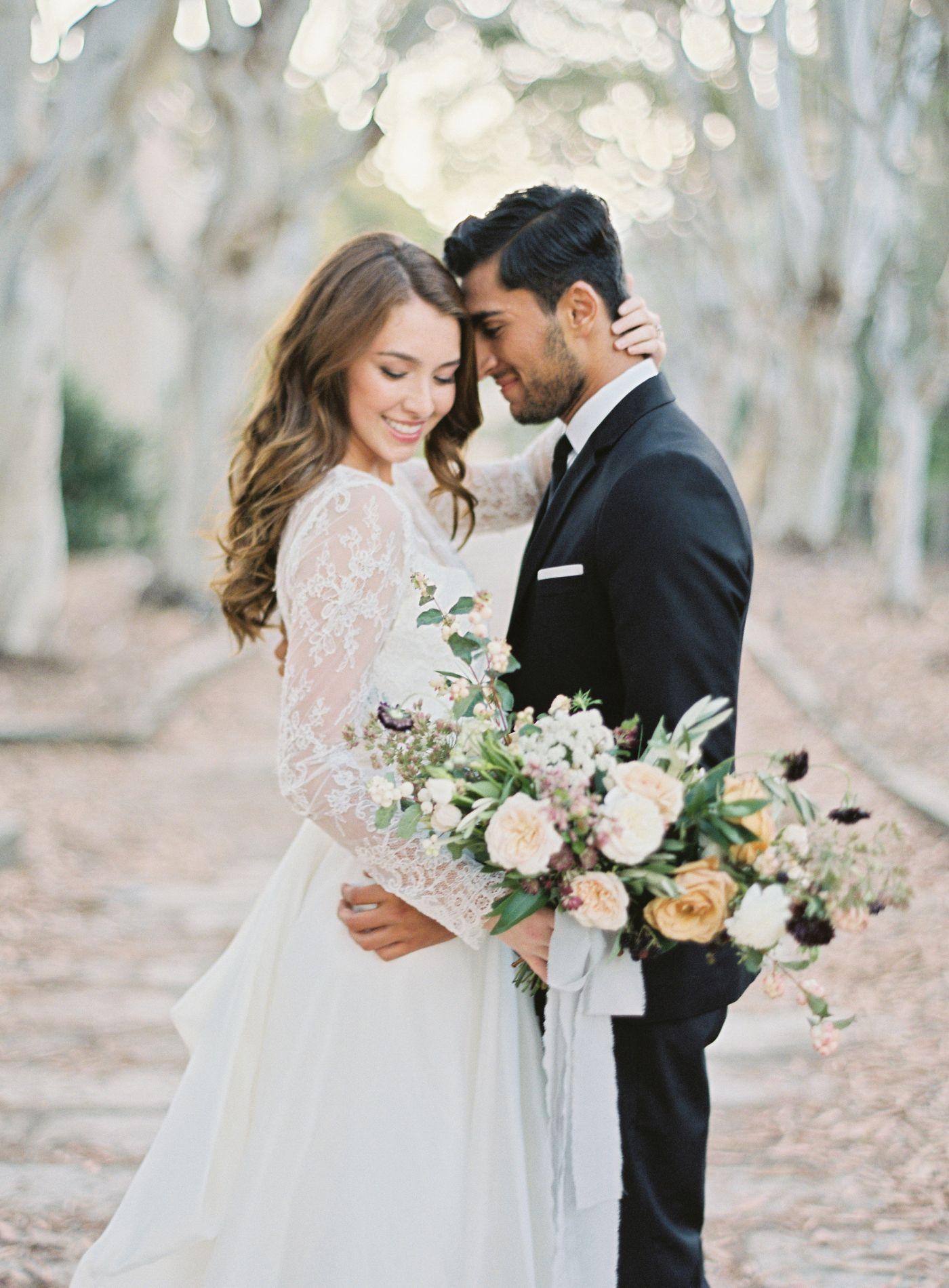 Old World Romance Wedding Inspiration