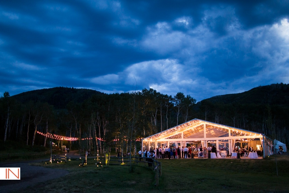 destination wedding venue in colorado