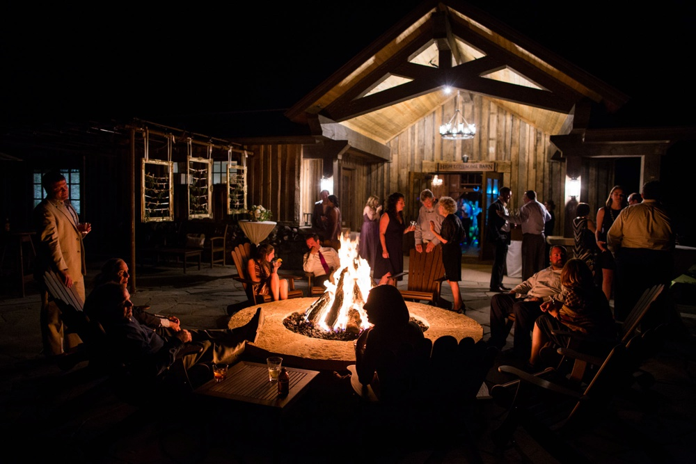 outdoor wedding venues in the mountains