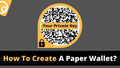 Photo of How To Create A Bitcoin Paper Wallet – Guide