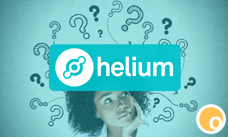 What is the HELIUM Blockchain about