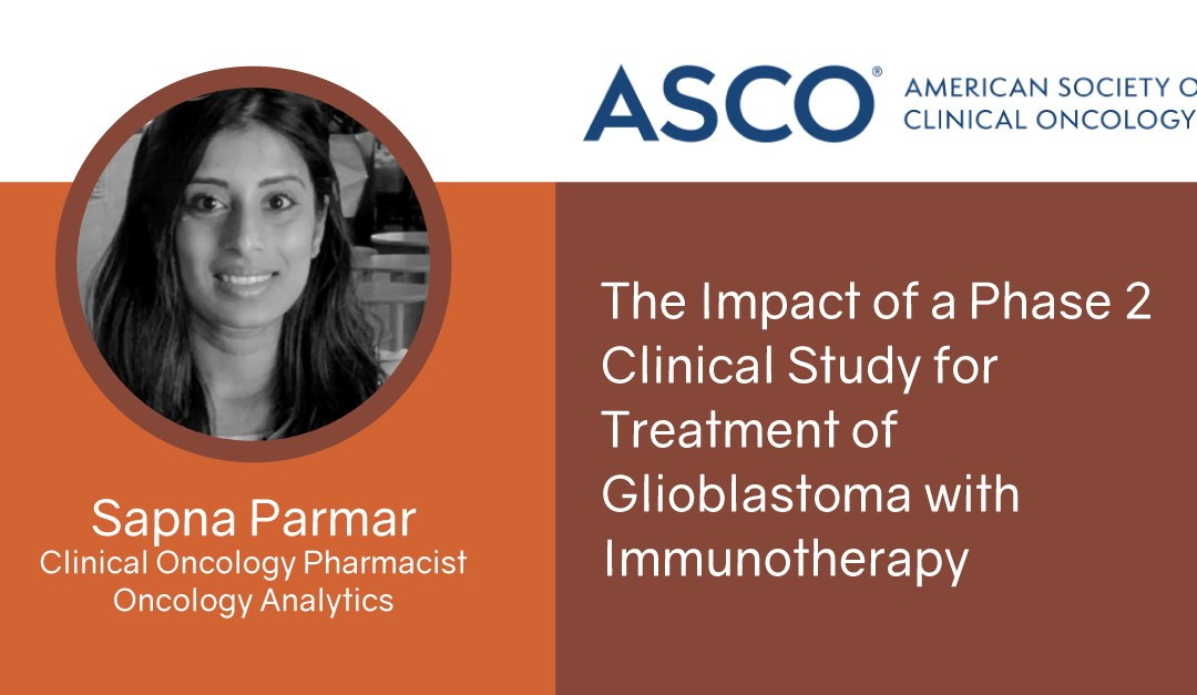 The Impact of a Phase 2 Clinical Study for Treatment of Glioblastoma with Immunotherapy
