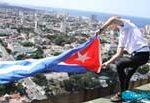 Spiderman in Havana