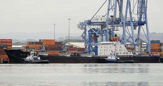 barco-norcoreano
