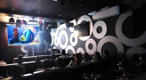 Cine 3D en La Habana