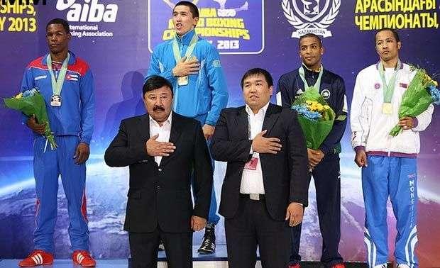 Yasniel Toledo (64kg). Por segunda ocasión consecutiva: a un paso