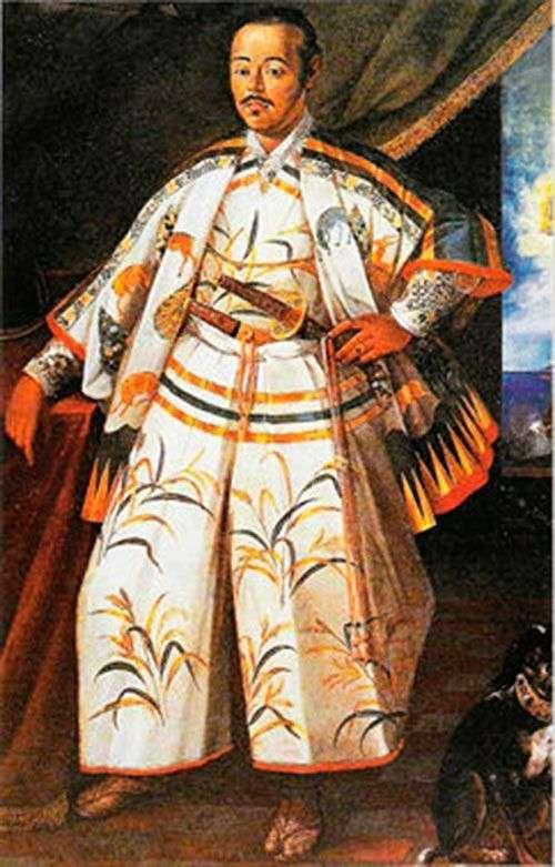 Hasekura Tsunenaga, first Japanese who visited Cuba