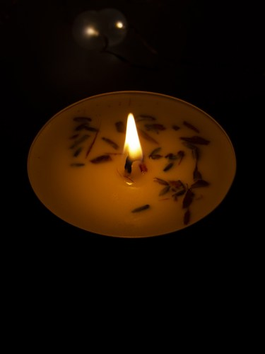 vagabonda candela di notte