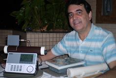 Márcio Dias, ganhador do sorteio de 30 anos do DXCB