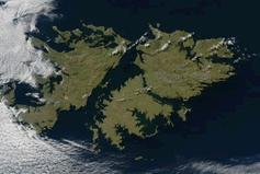 Guerra das Malvinas - Falkland War