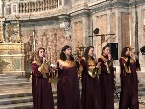 Coro Gospel Reggia