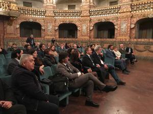 conferenza stampa Reggia 2