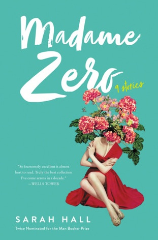Madame Zero Book Cover