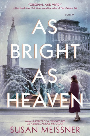 As Bright as Heaven Book Cover