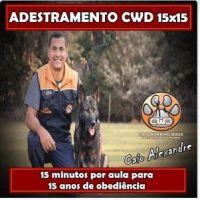 ADESTRAMENTO CWD 15X15