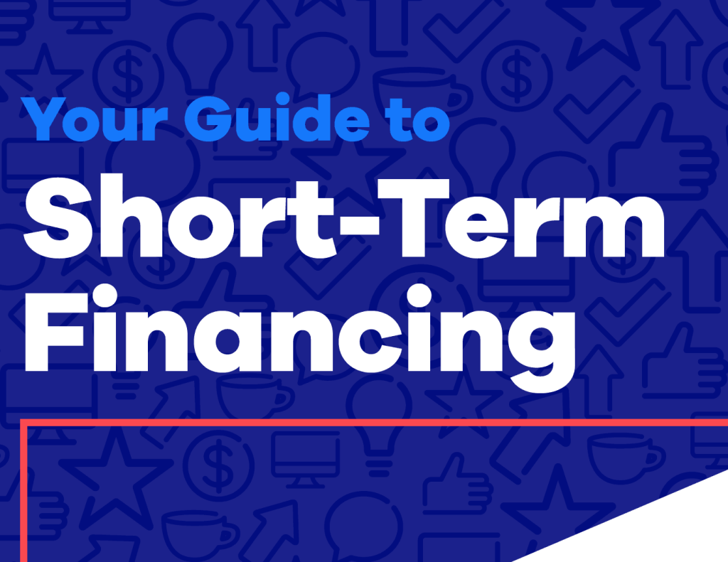 Short-term financing - all you need to know - OnDeck