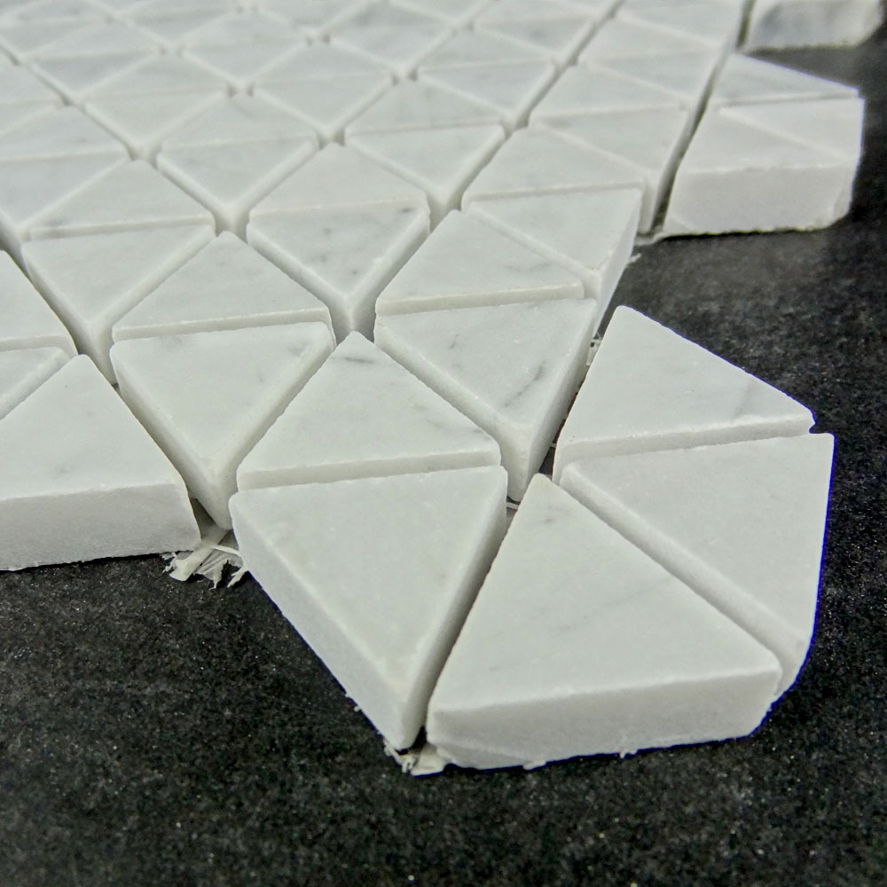 Decorations Decorative Triangle Tile And Stone For Your
