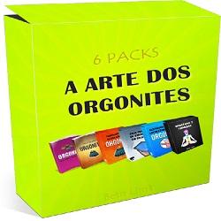 Curso de orgonite A Arte dos Orgonites