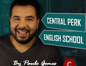 Central Perk English School (by Paulo Gomes)