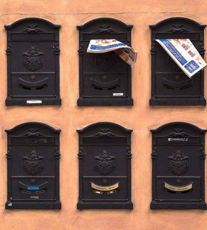 Mailbox opruimen in 1-2-3
