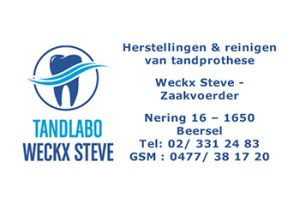 Tandlabo Weckx
