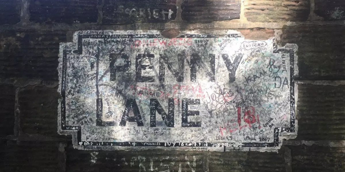 #20 | Penny Lane is in my eyes