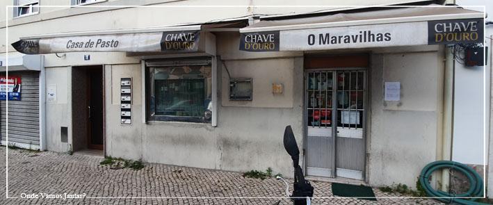 O MARAVILHAS