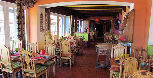 la siesta restaurante mexicano algés