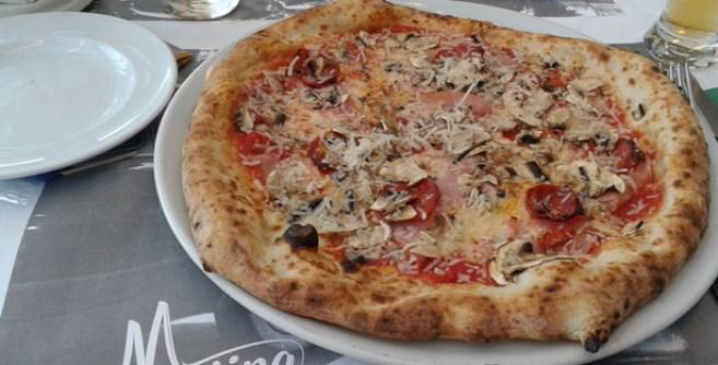mercantina restaurante italiano alvalade pizza