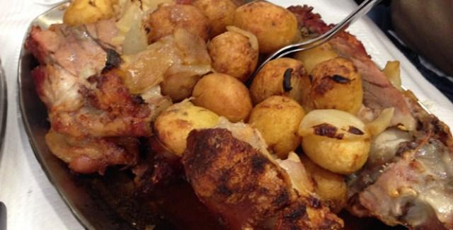 o pancas restaurante tradicional buraca cabrito assado no forno