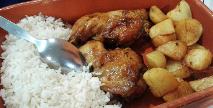restaurante roma tradicional porto frango