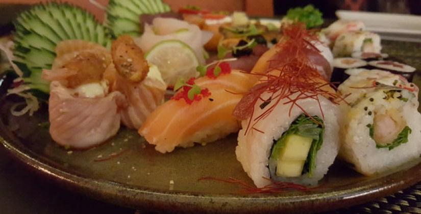 sushiribeira by arigato restaurante japones sushi sashimi cais do sodre lisboa combinado do chef