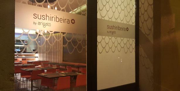 SUSHI RIBEIRA BY ARIGATO