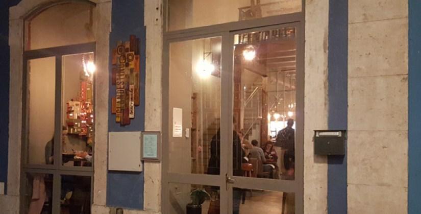 el clandestino restaurante mexicano peruano tacos ceviches tequilla margaritas bairro alto lisboa exterior