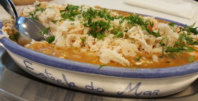 estrela do mar marisqueira ribamar ericeira arroz marisco