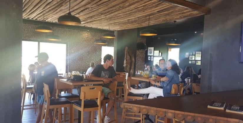 ribeira d ilhas restaurante de praia ericeira interior